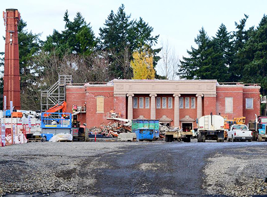 Grant construction continues; Madison High next in line