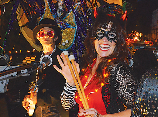 Mysti Krewe brings Mardi Gras back to Mississippi Ave.