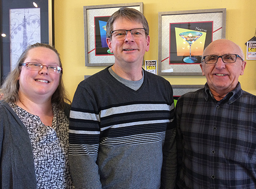 Danielle Ellis, Left, Bob Brunke And Herb Fengler Will Close The Doors At  Brunke Furniture In Rose City Park For The Final Time This Month. (Jane  Perkins)