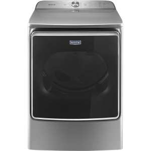 9.2 Cu. Ft. 10-Cycle Electric Dryer with Steam