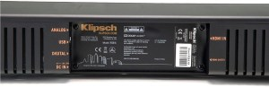 Reference Series 2.1-Channel Soundbar System with 6-1/2