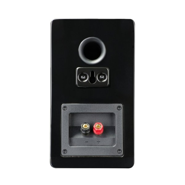 "Prime 4-1/2"" Passive 2-Way Speakers (Pair) Premium black ash"
