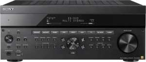 7.2-Ch. Hi-Res 4K Ultra HD and 3D Pass-Through HDR Compatible A/V Home Theater Receiver