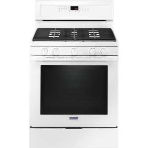 5.8 Cu. Ft. Self-Cleaning Freestanding Gas Convection Range