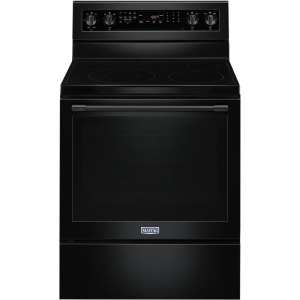 6.4 Cu. Ft. Self-Cleaning Freestanding Electric Convection Range