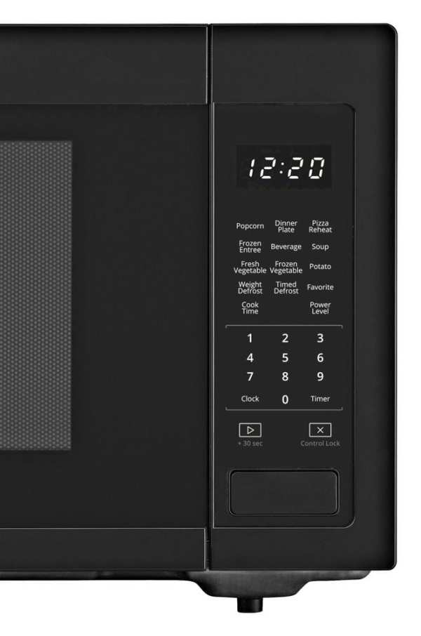 1.6 Cu. Ft. Microwave with Sensor Cooking