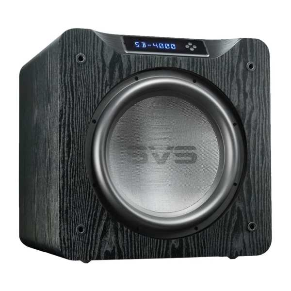 """13-1/2"""" 1200W Powered Subwoofer"""