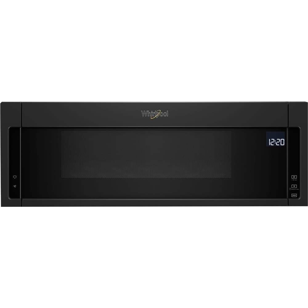 1 1 cu ft low profile over the range microwave hood combination