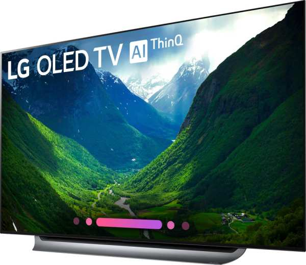 """65"""" Class OLED C8PUA Series 2160p Smart 4K UHD TV with HDR"""