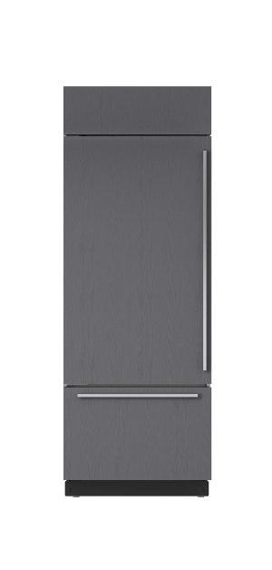/sub-zero/full-size-refrigeration/builtin-refrigerators/30-inch-built-in-over-under-refrigerator-freezer-panel-ready