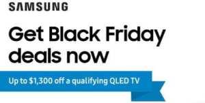 Samsung Black Friday