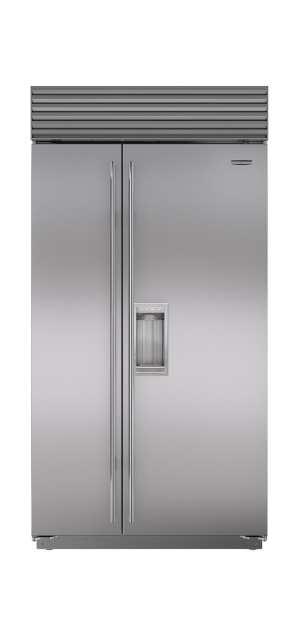 /sub-zero/full-size-refrigeration/builtin-refrigerators/42-inch-built-in-side-by-side-refrigerator-freezer-dispenser