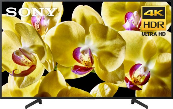 """55"""" Class LED X800G Series 2160p Smart 4K UHD TV with HDR"""