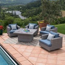 Choose Patio Furniture Small Spaces