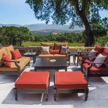 Tips Arrange Patio Furniture - Star Song