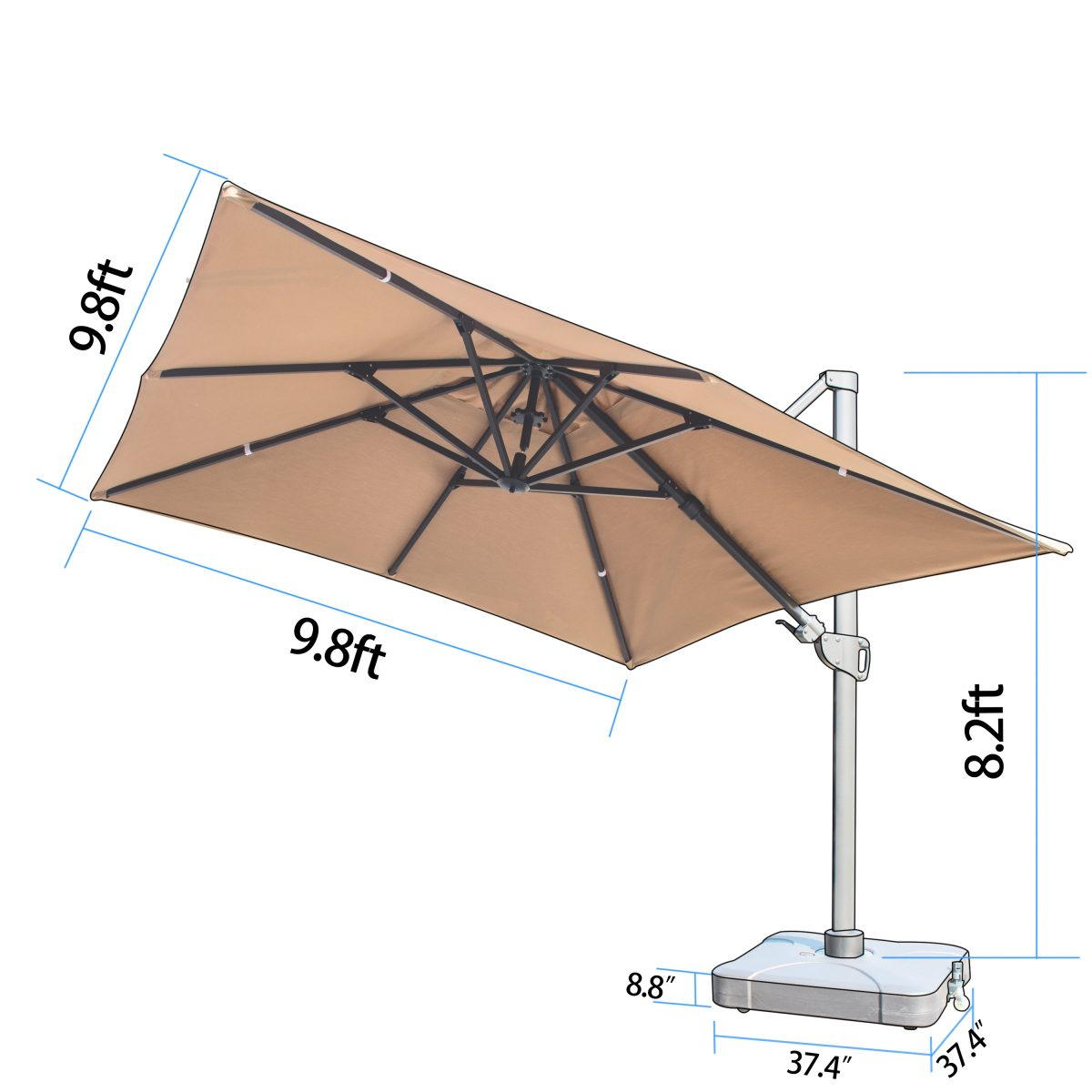 how to choose a patio umbrella patio