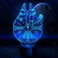 5 Star Wars lamps against the dark side - Star Wars Toys