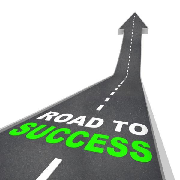 success in man