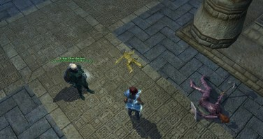 the evil mage tours yet another floor of Norrath