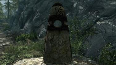 Skyrim Standing Stone: The Thief