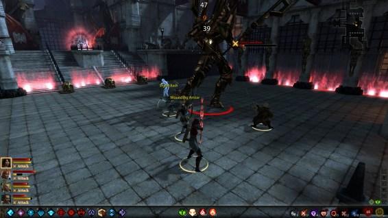 DA2 gate guardian