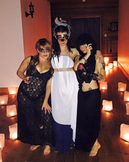 Between the Worlds, A Samhain Celebration