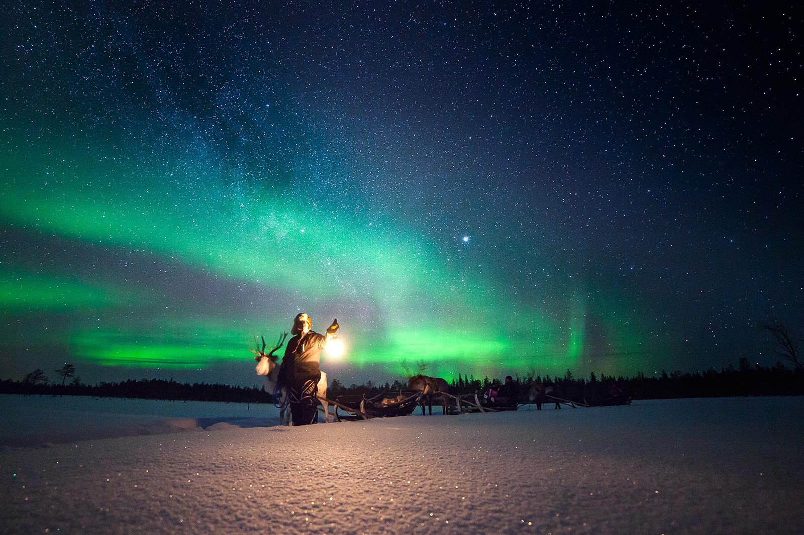 Best Time See Northern Lights 2017