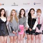 2016 Dream Concert Red Carpet Red Velvet Stararena 스타아레나