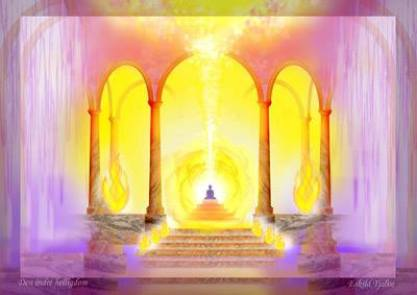 Christ Light_in the cave of the heart