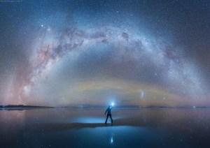 stars canopy of heaven