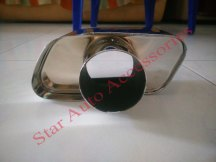 Tail Pipe W212 2