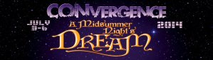 CONvergence July 3-6, 2014