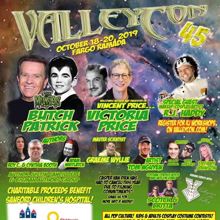 Valleycon web banner