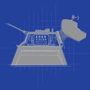2020 Console Room K9 logo