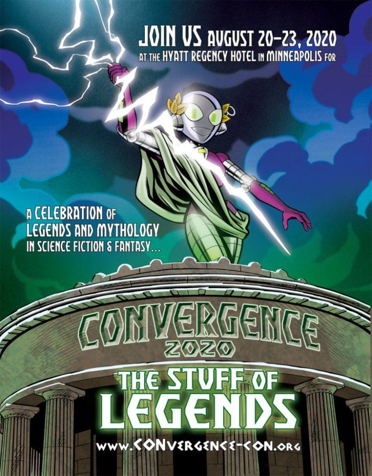 CONvergence 2020 @ Hyatt Regency Minneapolis