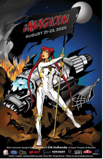imagicon program cover 2020
