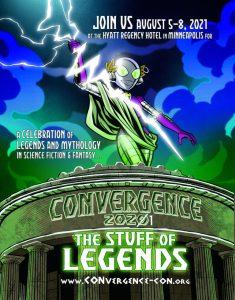 Convergence 2021 @ Hyatt Regency Minneapolis