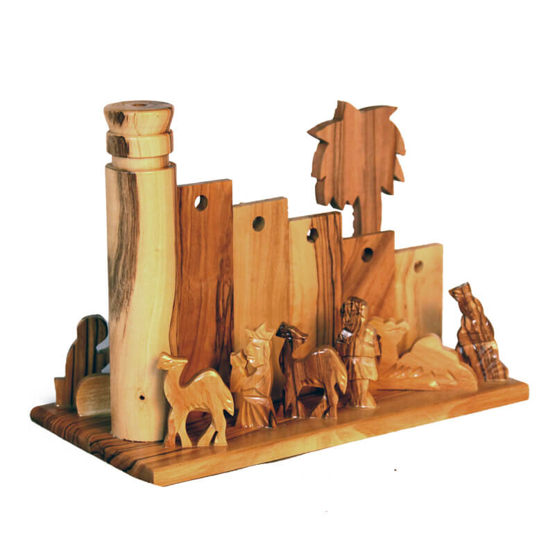 unique kitchen clocks ikea kitchens usa nativity with separation wall (s) - starbazaar