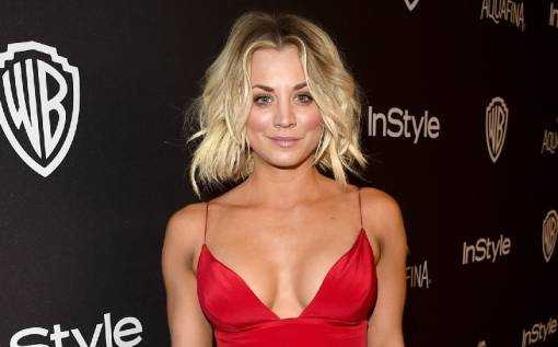Kaley Cuoco Measurements, Age, Height, Boobs, Breast