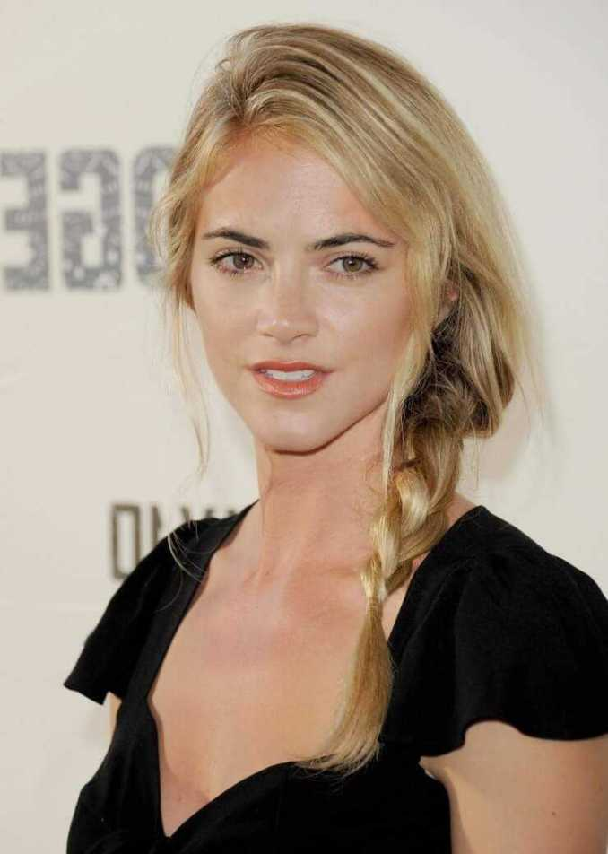 Emily Wickersham awesome pic