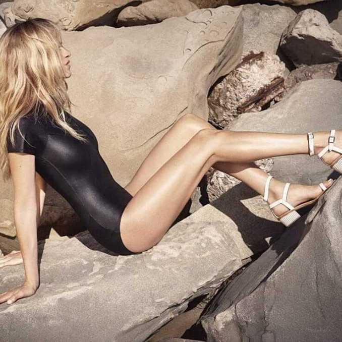 Emily Wickersham hot legs