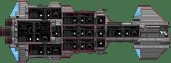 Human Ship Starbounder Starbound Wiki