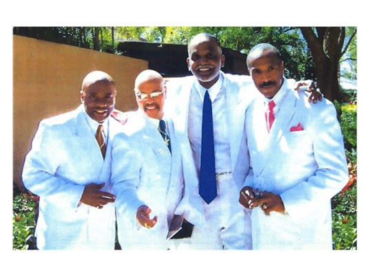Linwood Peel's Tribute to the Drifters