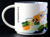You Are Here  Cebu  Starbucks Mugs