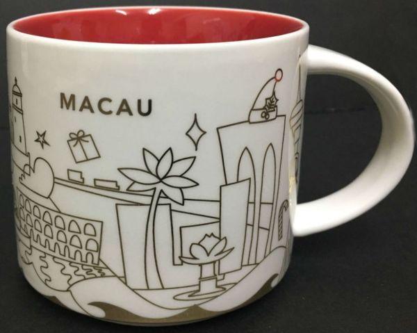 Macau Starbucks Mugs