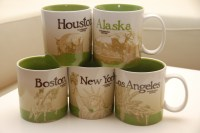 My Starbucks Mug Collection | Starbucks City Mugs
