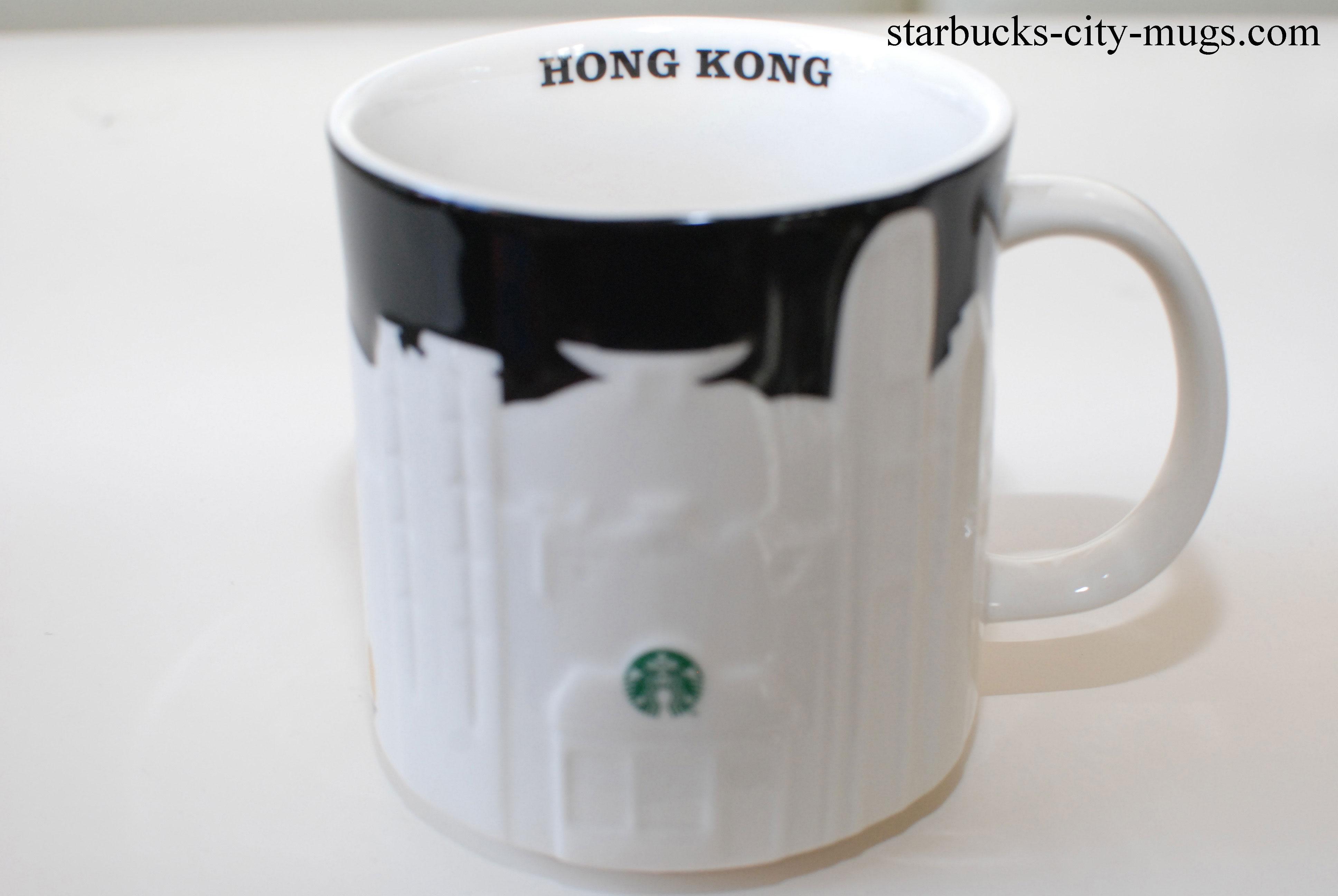 Relief Mugs Starbucks City Mugs
