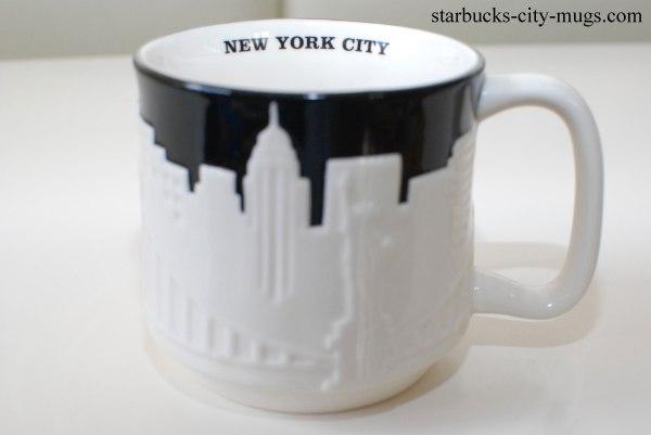 Relief Mugs Starbucks City