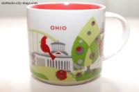 Ohio & Ornament | Starbucks City Mugs