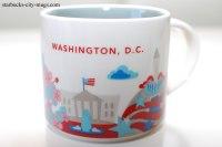 Washington DC & Ornament | Starbucks City Mugs